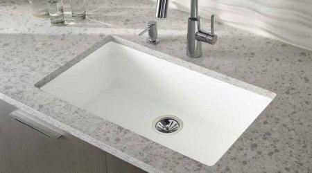 Corian Quartz Countertops With Sinks