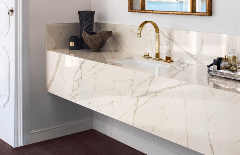 Corian 174 Quartz For Bathroom Surfaces Corian 174 Quartz