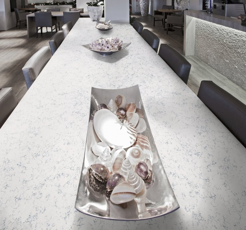 Corian® Quartz For Food Service Design